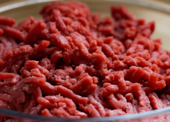 Color of your ground beef